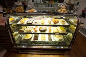 The Garden Cafe Maleny (cabinet)